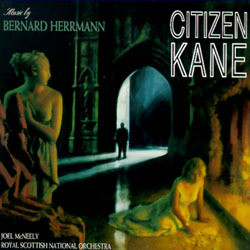 Citizen Kane Soundtrack (Bernard Herrmann) - Car�tula