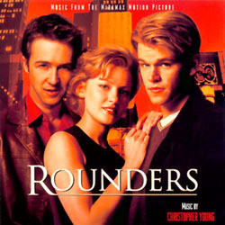 Rounders Soundtrack (Christopher Young) - Car�tula