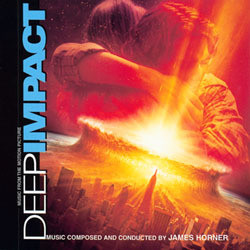 Deep Impact Soundtrack (James Horner) - Car�tula