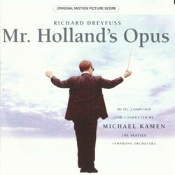 Mr. Holland's Opus Soundtrack (Michael Kamen) - Car�tula