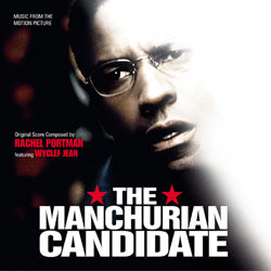 The Manchurian Candidate Soundtrack (David Amram, Rachel Portman) - Car�tula