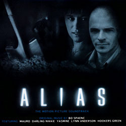 Alias Soundtrack (Bo Spaenc) - Car�tula