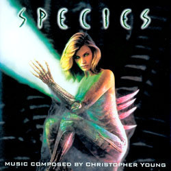 Species / Species II Soundtrack (Christopher Young) - Car�tula