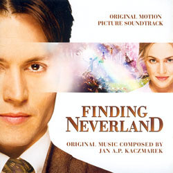 Finding Neverland Soundtrack (Jan A.P. Kaczmarek) - Car�tula