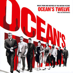 Ocean's Twelve Soundtrack (Various Artists, David Holmes) - Car�tula