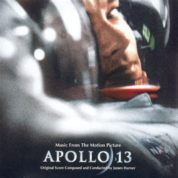 Apollo 13 Soundtrack (Various Artists, James Horner) - Car�tula
