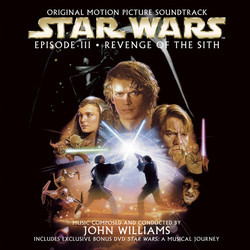 Star Wars Episode III: Revenge of the Sith Soundtrack (John Williams) - Car�tula