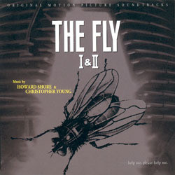 The Fly I & II Soundtrack (Howard Shore, Christopher Young) - Car�tula