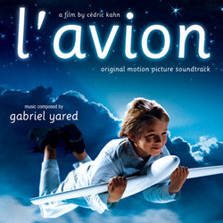 L' Avion Soundtrack (Gabriel Yared) - Car�tula