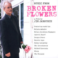 Broken Flowers Soundtrack (Various Artists) - Car�tula