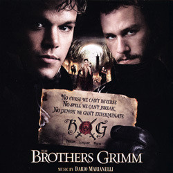 The Brothers Grimm Soundtrack (Dario Marianelli) - Car�tula