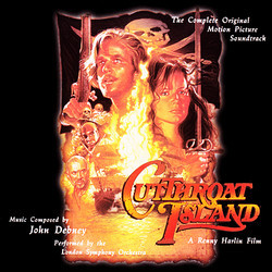 Cutthroat Island Soundtrack (John Debney) - Car�tula