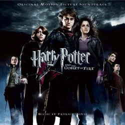 Harry Potter and the Goblet of Fire Soundtrack (Patrick Doyle) - Car�tula