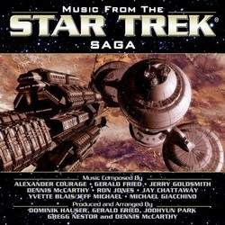 Music from the Star Trek Saga