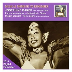 Musical Moments to Remember: Jos�phine Baker, Vol. 2