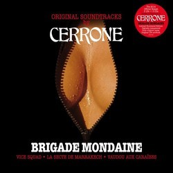Brigade mondaine - Original Soundtracks by Cerrone
