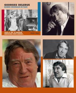 Georges Delerue: Bandes Originales de Films 1959-1962