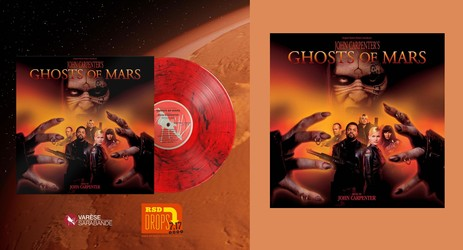 Ghost of Mars 20th anniversary Record Store Day 2021