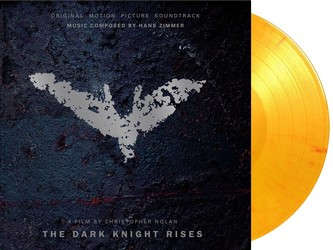 The Dark Knight Rises (Vinyle)