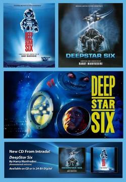 Mutant aquatique en liberté (DeepStar Six)