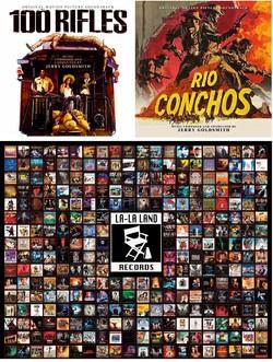 Les Cent Fusils (100 Rifles) - Rio Conchos