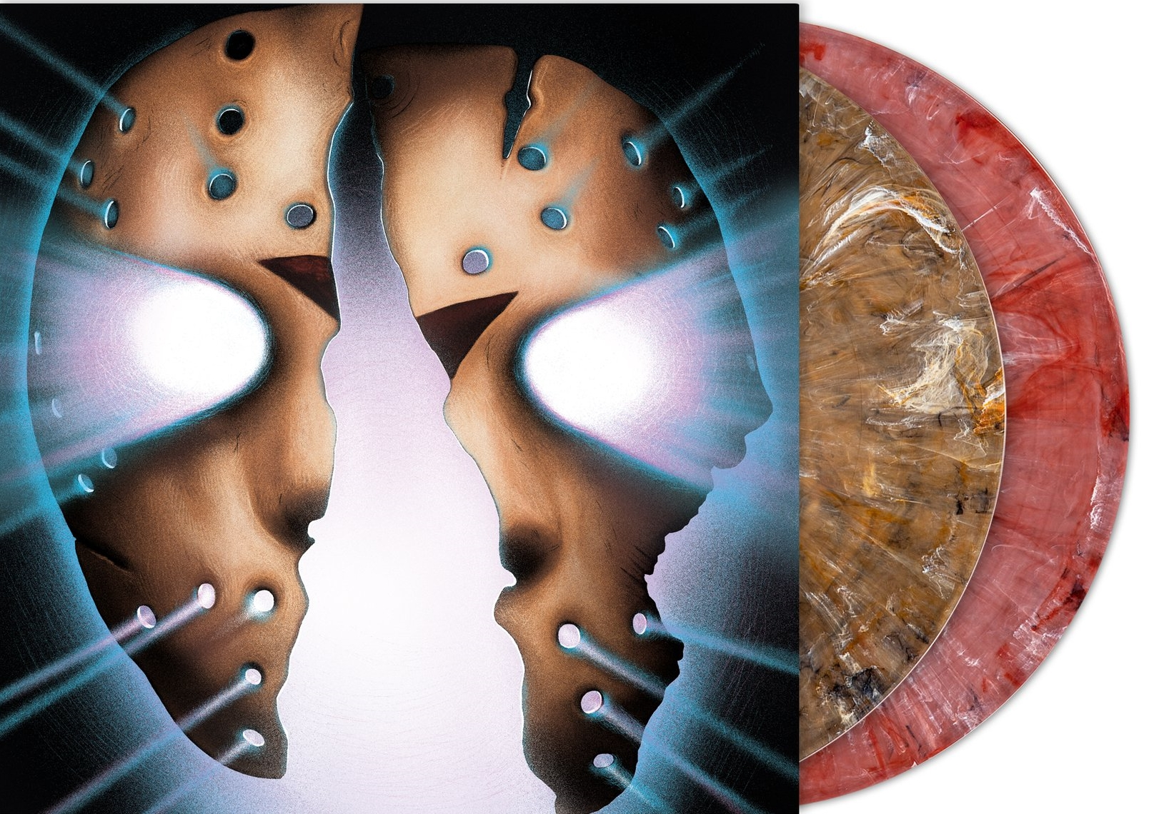 Vendredi 13, chapitre VII : Un nouveau défi (Friday the 13th Part VII: The New Blood) (Vinyle)