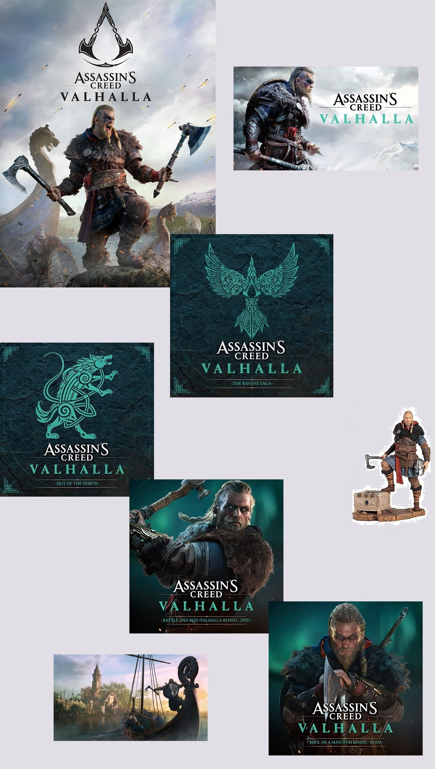 Asssasin's Creed Valhalla