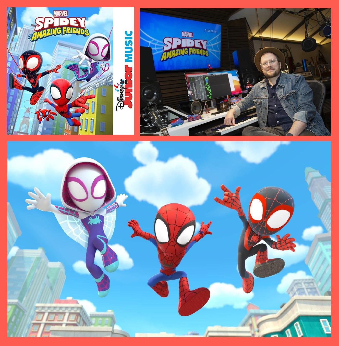 Spider-Man et ses amis extraordinaires (Thème)
