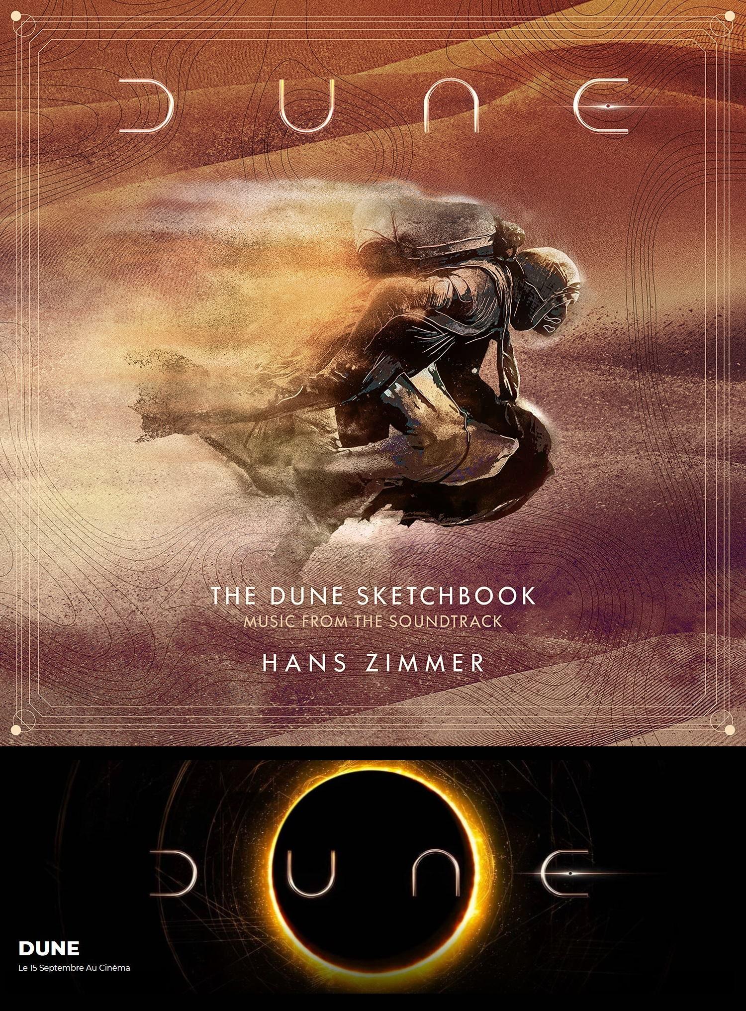 The Dune Sketchbook