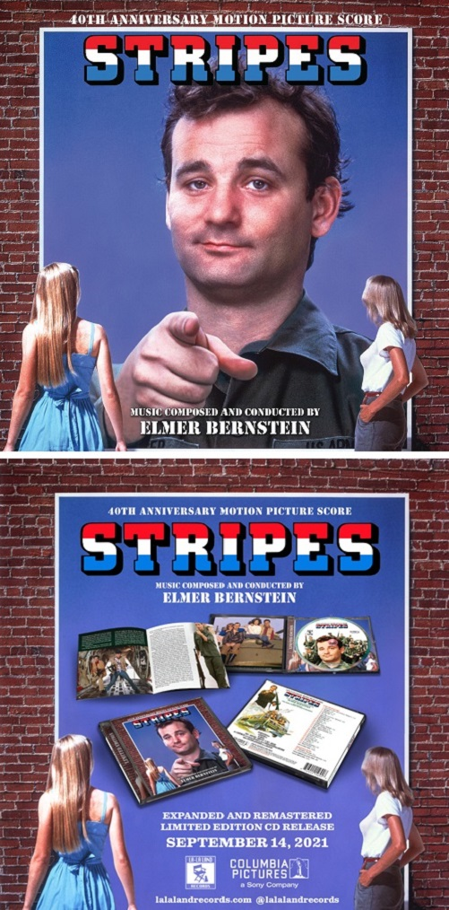 Les Bleus (Stripes - 1981)