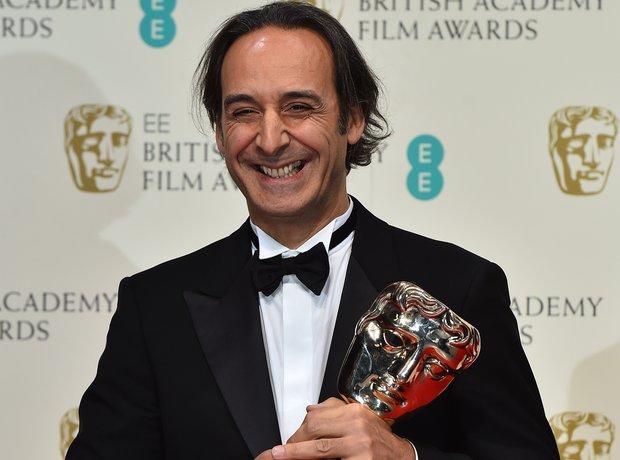 Alexandre Desplat - 71e cérémonie des British Academy Film Awards