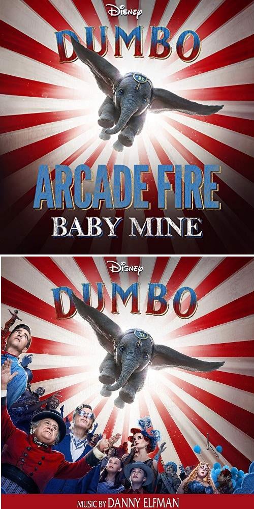 Dumbo (Baby Mine)