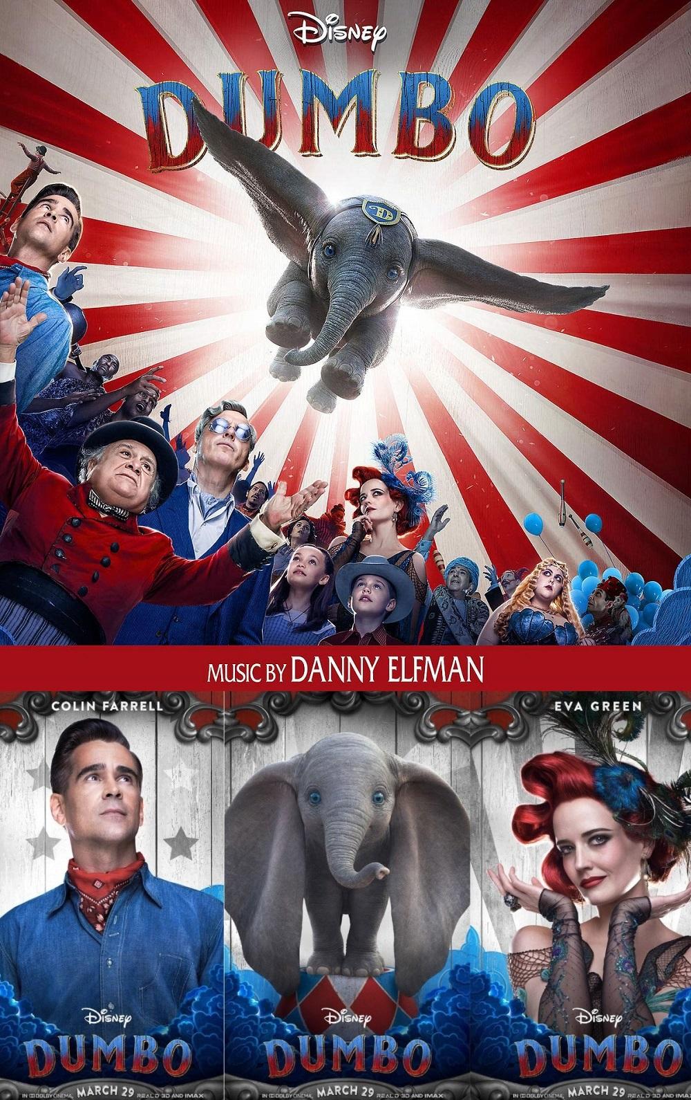 Dumbo (2018)