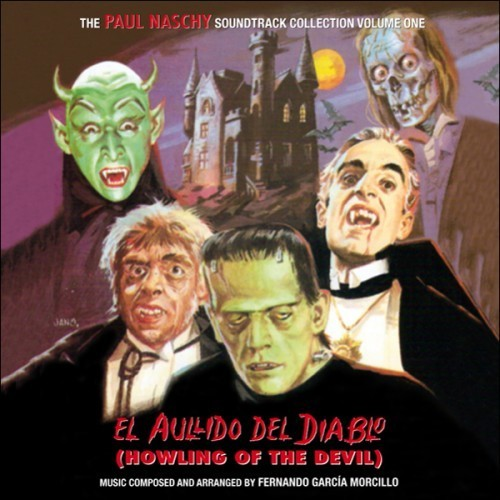 film music site el aullido del diablo soundtrack