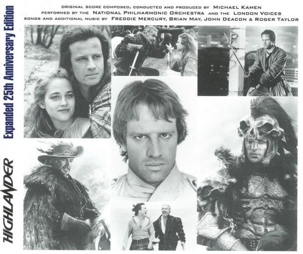 Queen Highlander Soundtrack: Highlander Soundtrack (Michael Kamen