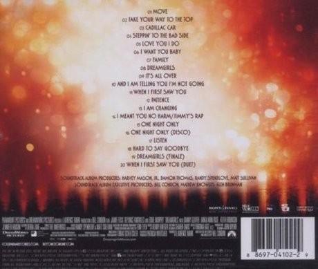 Dreamgirls Soundtracks