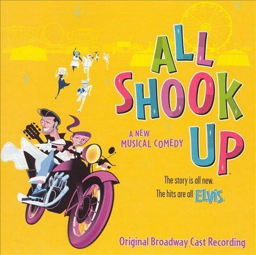 All Shook Up (musical) Republished // WIKI 2