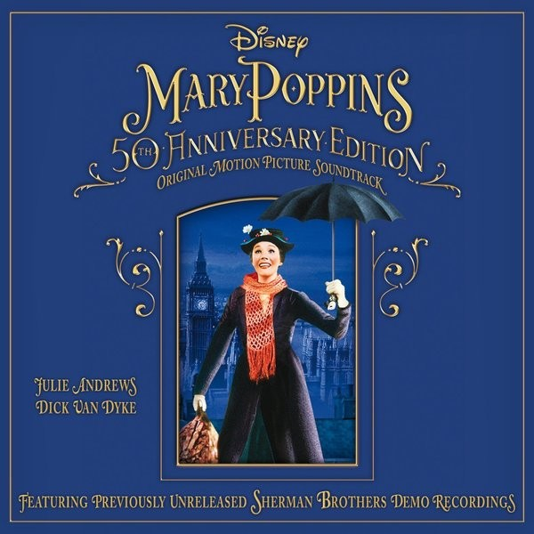 film music site mary poppins 50th anniversary edition