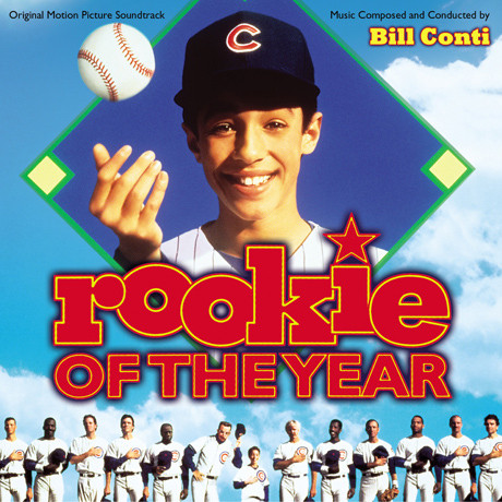 Rookie Of The Year Movie Film Music Site - Rook...