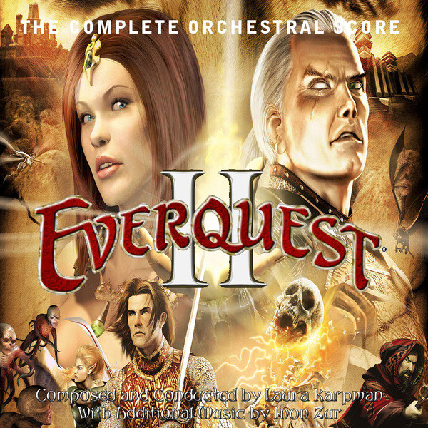 Film Music Site - EverQuest II Soundtrack (Laura Karpman