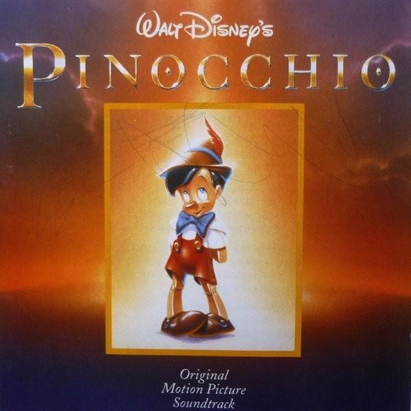 film music site pinocchio soundtrack leigh harline