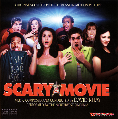 film music site scary movie soundtrack david kitay