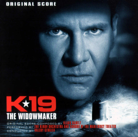 k 19 the widowmaker  19: The Widowmaker Soundtrack