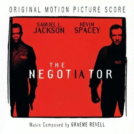 The Negotiator Soundtrack (Graeme Revell) - Restless Records (1998