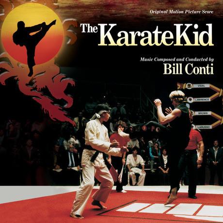 Bill Conti Karate Kid