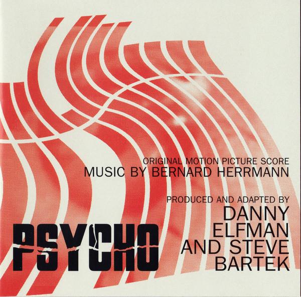 film music site psycho soundtrack steve bartek danny