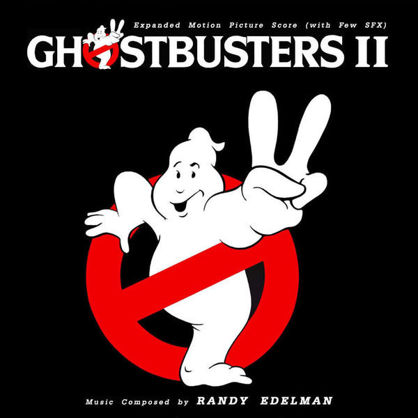 film music site ghostbusters ii soundtrack randy
