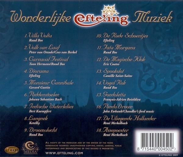 Various Sprookjes Van De Efteling Deel 5