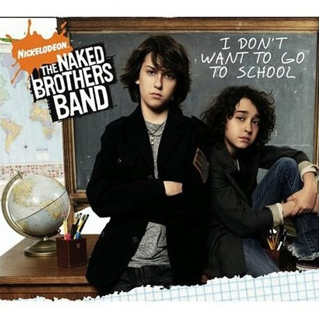 Naked brothers band music dvd
