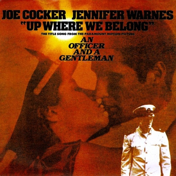 Film Music Site An Officer And A Gentleman Soundtrack